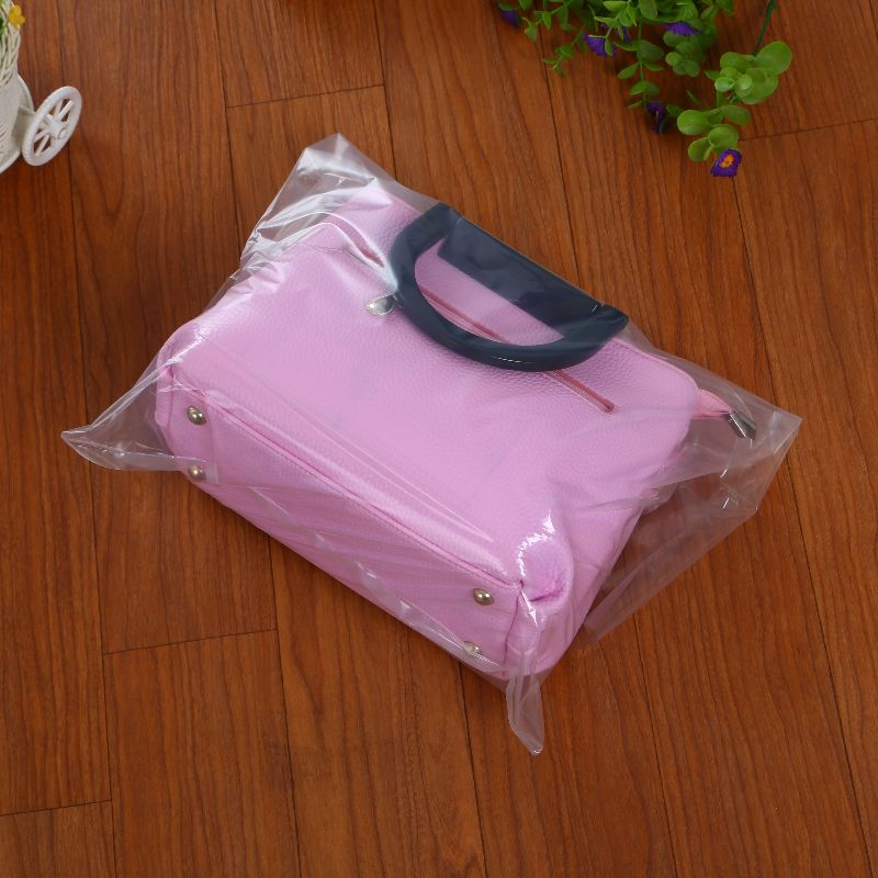 Plastic bags for handbag manufacturers
